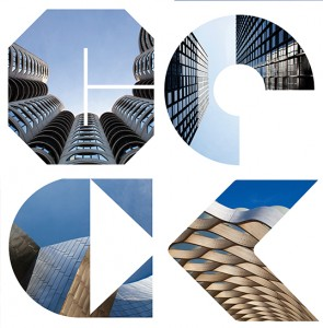 The Chicago Architecture Biennial is staffing up.  Logo forms courtesy of Plural.