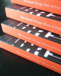 An annual catalog showcases all of the work shown in Typeforce