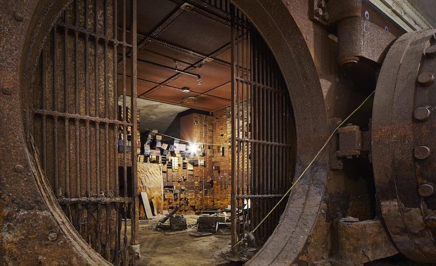 Stony Island Arts Bank Tom Harris © Hedrich Blessing, Courtesy of Rebuild Foundation