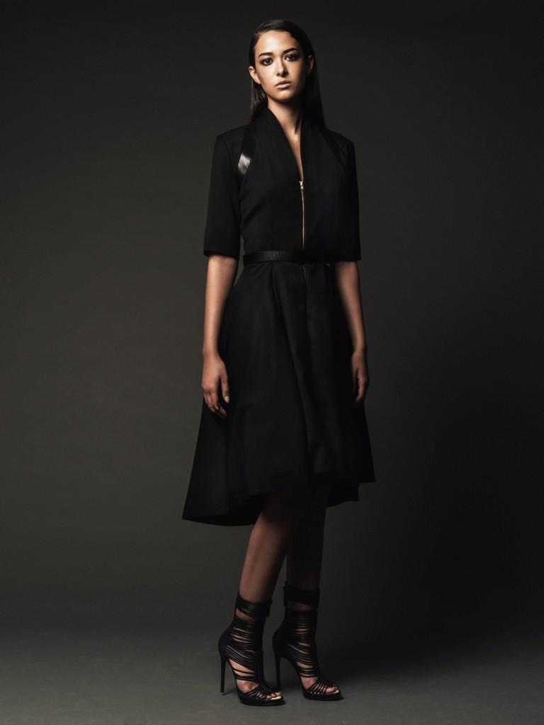 "Fong's ""Tania"" dress"