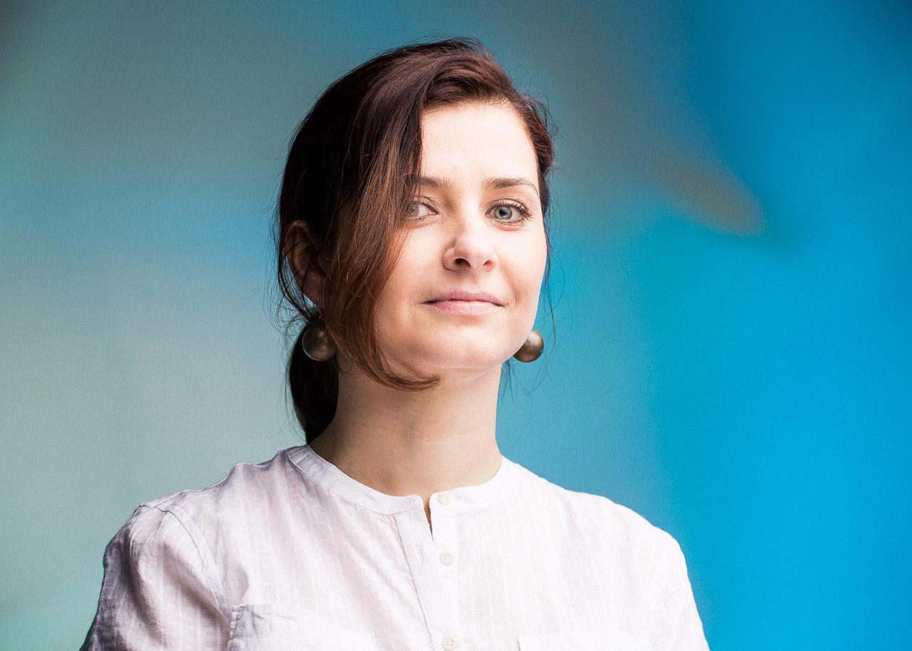 Ania Jaworska/Photo: Joe Mazza/Brave Lux