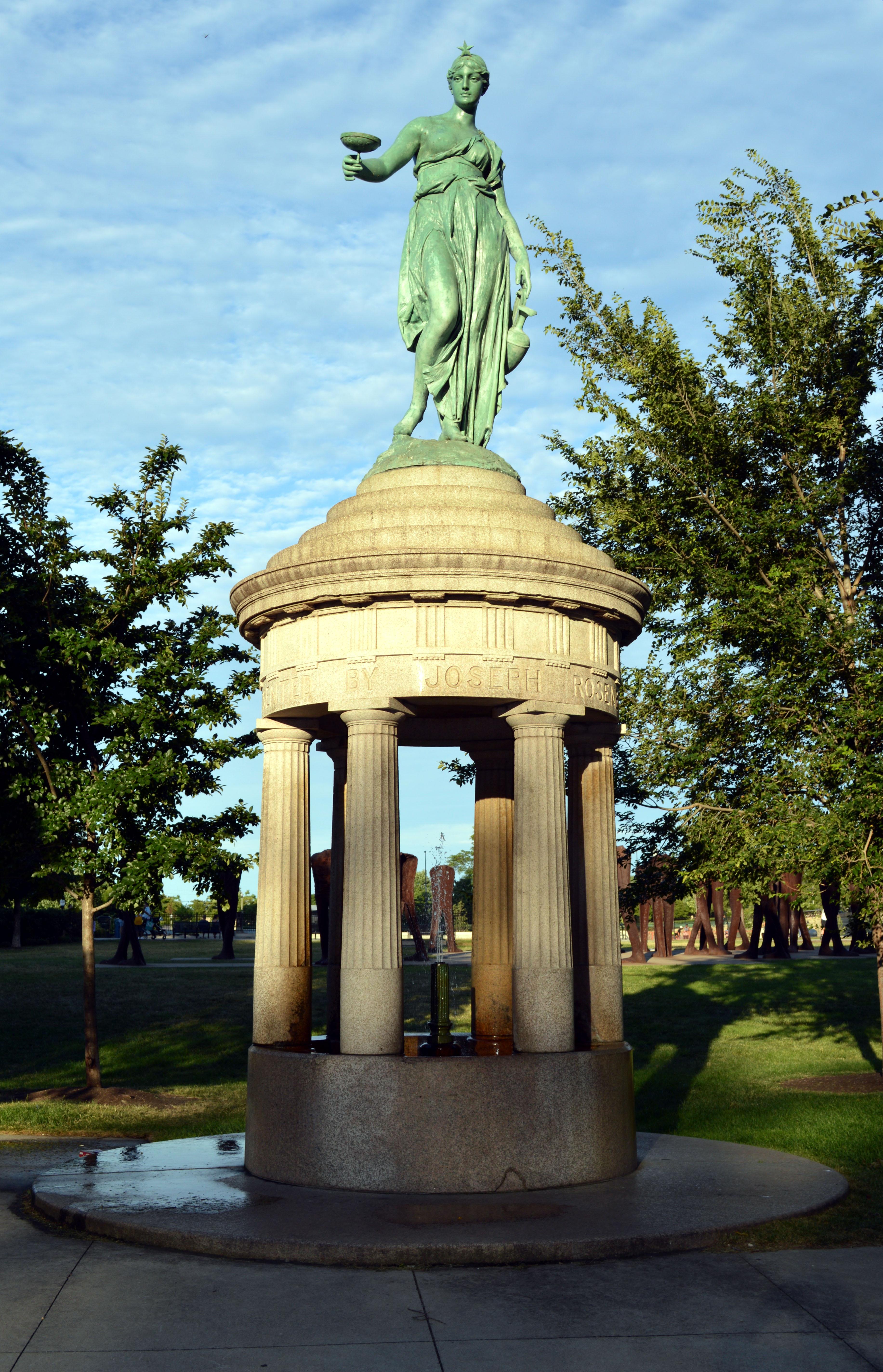 The Rosenberg Fountain