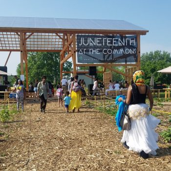 Chicago Architecture Biennial: Sweet Water Foundation Rebuilds Chicago Neighborhoods