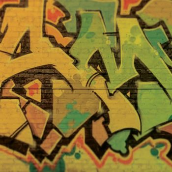 Between Typography and Street Art: Graphic Designers Learn From Graffiti Artists