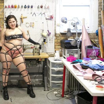Glitter Kink: Gnat's Quest to Offer Fetish Gear and Bondage for All