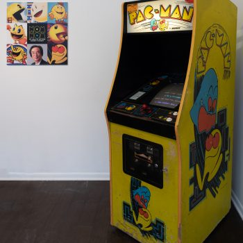 For the Love of the Arcade: Pac-Man Lives On