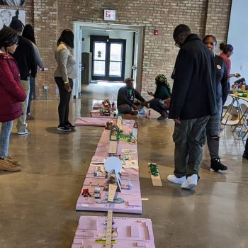 A Call To Action: Open Architecture Chicago Inspires, Supports and Brings Change in Systemically Marginalized Communities